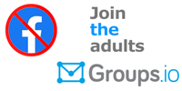 Join the adults on GroupsIO