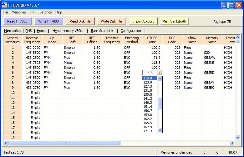FT-7800R Programming Lead (CI-V adapter lead) – VK4GHZ com